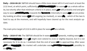 S&P500 analysis excerpt